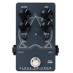 Darkglass Electronic Alpha Omicron.