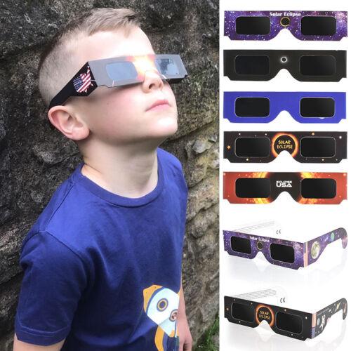 Sonnenfinsternisbrille Umweltschutz 2/5 / 10X Star Gazing Live Neu