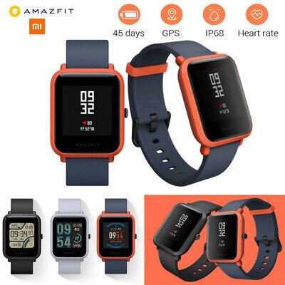 Xiaomi Huami Amazfit Bip Beep English Ver Smartwatch Bracelet GPS HR IP68 Orange