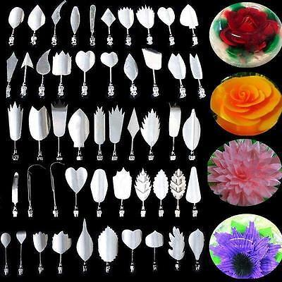 New All Needles For 3D Gelatin Jelly Art Gracilaria Jelly Decor Jello Cake Tools