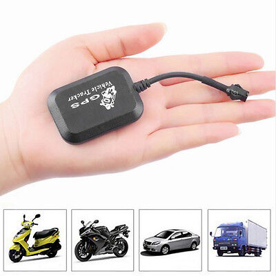 Vehicle Car GPS Real-Time Locator Tracking Device Track Playback for Android iOS