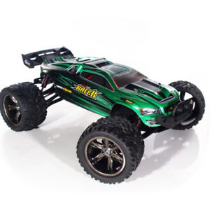 RC Car 33MPH 1/12 Scale Electric Monster Hobby Truck