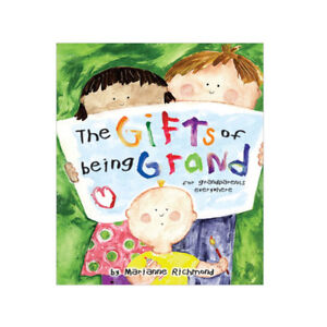 Gifts of Being Grand: For Grandparents Everywhere  NEW!!