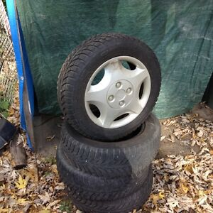 14 inch winter tires-1 winter--cheap