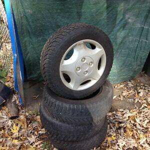 14 inch winter tires-1 winter--cheap