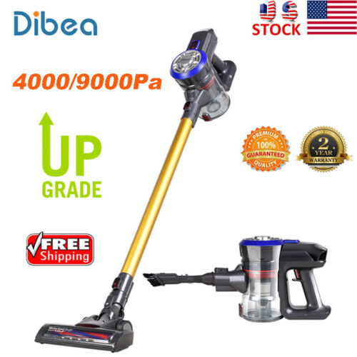 Dibea D18 Cordless Upright Handheld Stick Vacuum Cleaner 9Kp