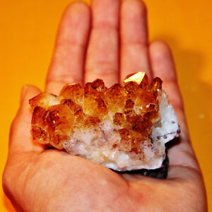 Crystal Geodes & Clusters of Citrine & other Minerals and Gems West Island Greater Montréal image 8