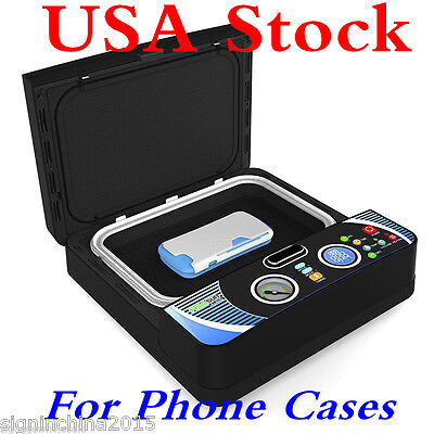 Us Stock-110v Freesub 3d Sublimation Vacuum Heat Press Machine For Phone Cases