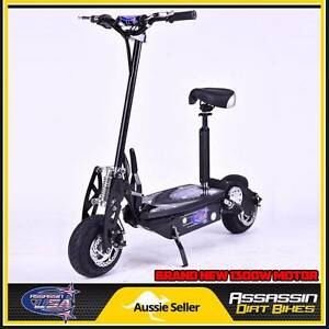 ASSASSIN USA DE1300W 1300WATT 48V ELECTRIC SCOOTER NOT 1000WATT Caringbah Sutherland Area Preview