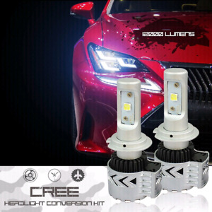 High Output LED Headlights for all Vehicles, Upgrade Now!  HIDs