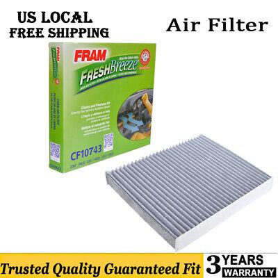 CF10743 FRAM - Fresh Breeze Cabin Air Filter US Seller Fresh Air Filter