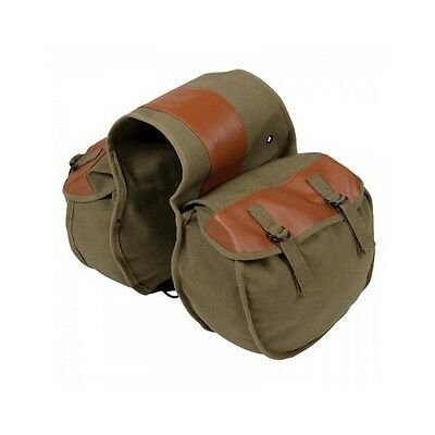 Saddle Bag - Canvas-766