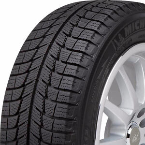 225 45 17 Michelin X Ice3 winter tires