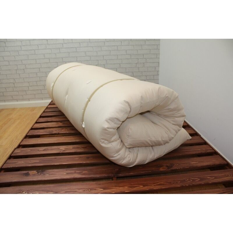Futon Mattress Monk Roll From The Uk