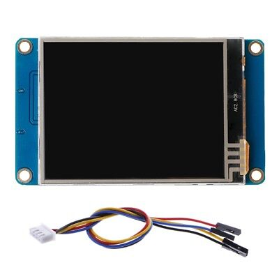 2.8 Nextion Hmi Tft Lcd Display Module Touch Screen 320x240 For Raspberry Pi
