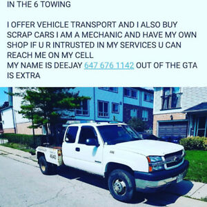 IN the 6ix towing