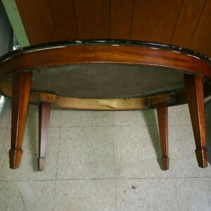 Marble coffee table Cambridge Kitchener Area image 2