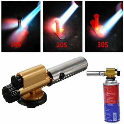 Welding Torch Copper Flame Thrower Gas Gun Outdoor Camping Picnic BBQ Equipment