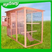 Large 2.3m Rabbit Hutch & Chicken Coop 8051 NSW Smithfield Parramatta Area Preview