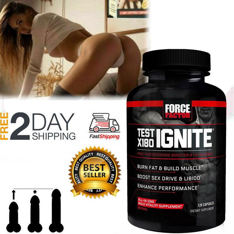 Mejores Pastillas Para Aumentar la Testosterona en El Hombre Mejora Vida Sexual! 7