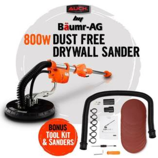 Drywall Dust Free Plaster Board Gyprock Sander Dry Wall Sanding Seven Hills Blacktown Area Preview