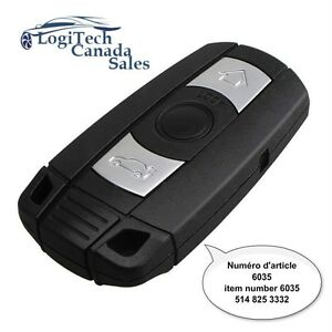 3 Button Remote Key for BMW 1,3,5 SERIES X5 X6 ID46