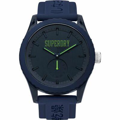 SUPERDRY WATCH - Unisex, Quartz Watch - MODEL SYG145UU - GIFT NEW