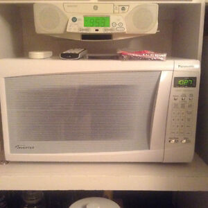 3yr old Panaosonic microwave. Perfect condition.