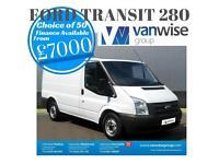 2013 Ford Transit 280 LR Diesel white Manual