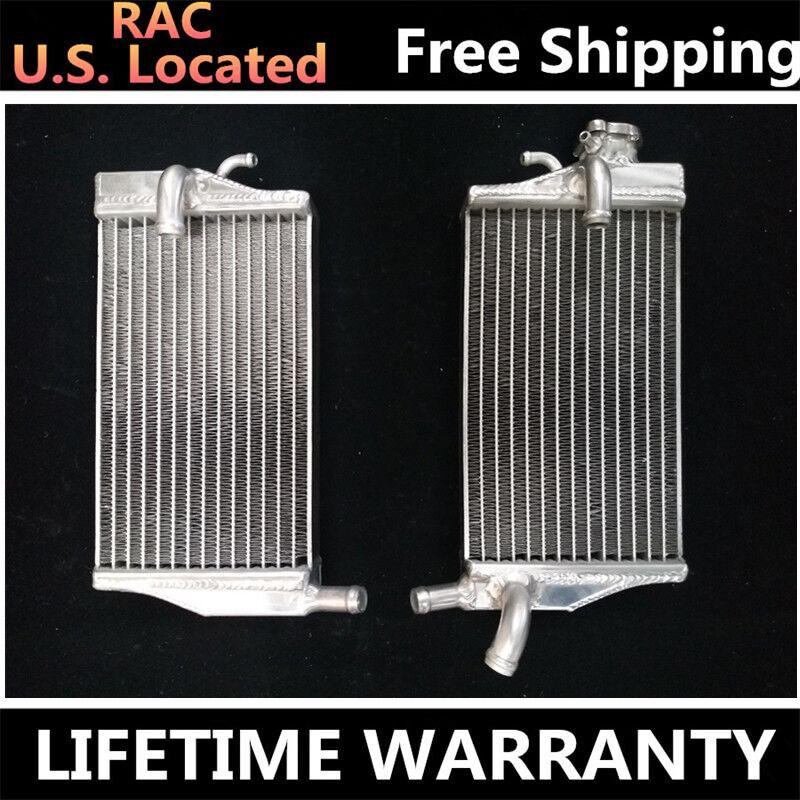 R/&L Aluminum radiator Honda CR250 CR250R CR 250 R 02 03 04 2002 2004 2003