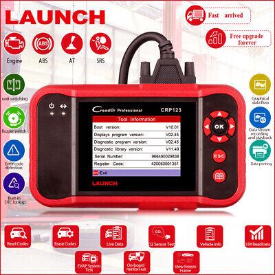 Check Engine OBD2 Scanner Transmission ABS SRS  Code Reader OBD2 Diagnostic