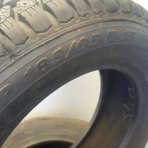 *NEW REMOULD WINTER TIRES - P185-65-R15* Belleville Belleville Area image 2