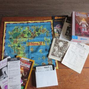 Large Vintage PC Games Lot - Ultima 6 , Warcraft 2 etc. - $200