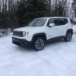 2016 JEEP RENEGADE NORTH EDITION LOW KM'S