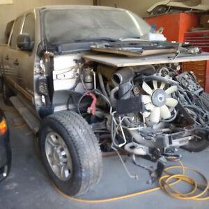 2009 Chevrolet  2500 HD WT Pickup Truck