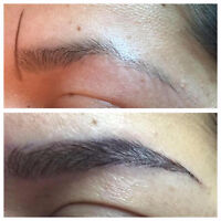 ** FEBRUARY SPECIAL ** $250 Microblading/Eyebrow Embroidery