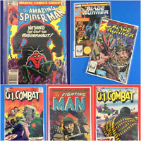 Vintage Comic Book Online Auction! Global Shipping Available