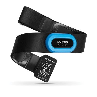 Garmin HRM-Tri - Heart Rate Monitor for Running, Swimming, Biking