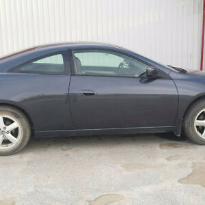 2005 Honda Accord Coupe Coupe (2 door)
