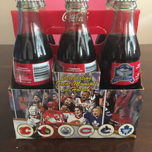 Coke 6-pack-1st game at ACC,Last at MLG, 50th Allstar game