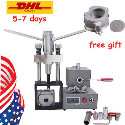 Dental Flexible Denture Machine Dentistry Injection System Lab Equipment 400w Ce