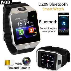 SIM TAKING SMART WATCH - A COMPLETE SMART PHONE WATCH IPHONE