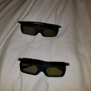 Lunette 3D tv sharp