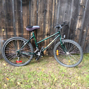 NORTHERN TRAIL 21 SPEED MOUNTAIN BIKE FOR SALE