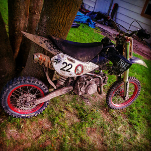 Trade my bike for your quad or cash