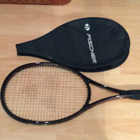 Raquette de tennis Fisher Open Graphite L5