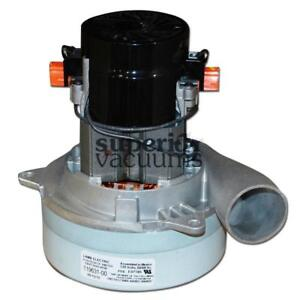 """Motor 2 Stage Bypass Tangential Discharge Bearing 120 Volt 5.7"""", 515 Air Watts"""