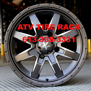 "MSA M25 Rocker 14"" Wheels set of 4 at ATV TIRE RACK Canada Kingston Kingston Area image 1"