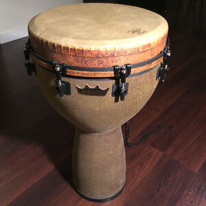 25x14 Inch Remo Djembe (Good as New)!