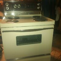 Stove Electric Excellent working order